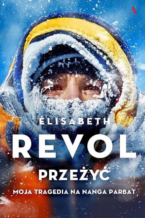 Elizabeth Revol, książka