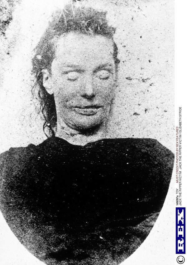Elizabeth Stride, ofiara Kuby Rozpruwacza