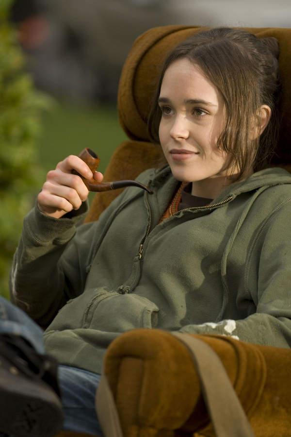 "Elliot Page w filmie ""Juno"""