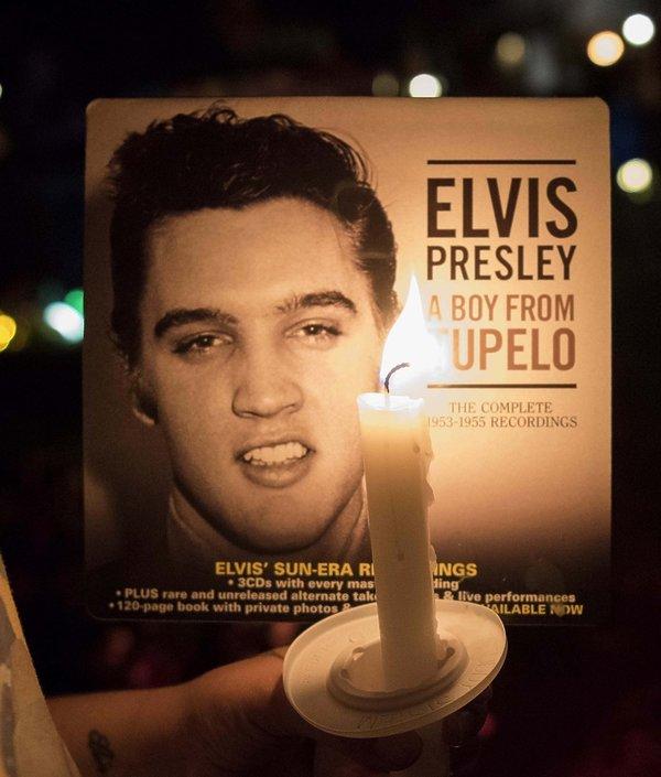 Elvis Presley rocznica śmierci