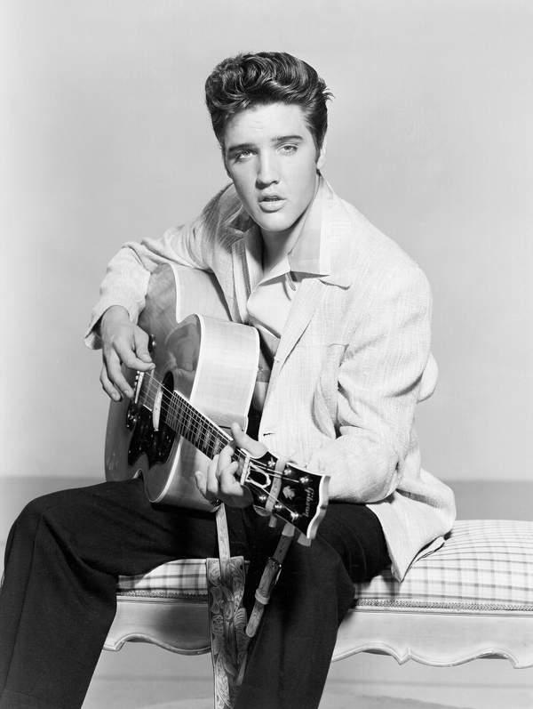 Elvis Presley - skandale z życia króla rock'n'rolla