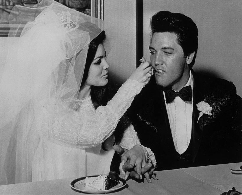 Elvis Presley, ślub z Priscillą