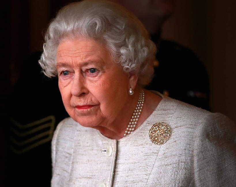 Elżbieta II rozmawiała z Meghan Markle