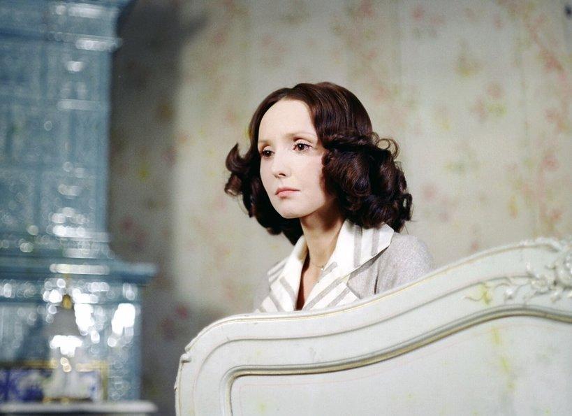 Elżbieta Starostecka, Trędowata