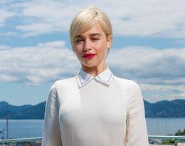 Emilia Clarke fryzury