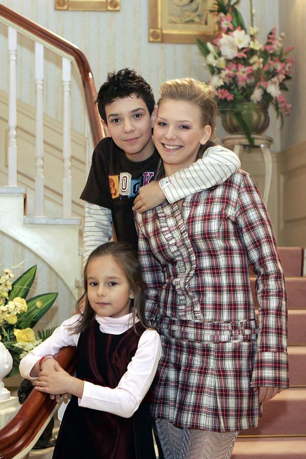 Emilia Stachurska, Maria Maciejowska, Roger Karwiński