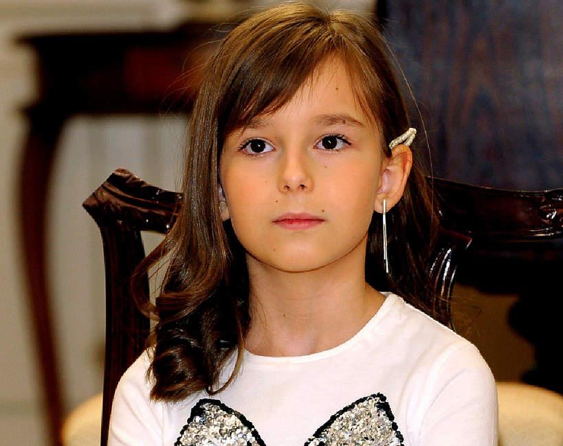 Emilia Stachurska, Niania