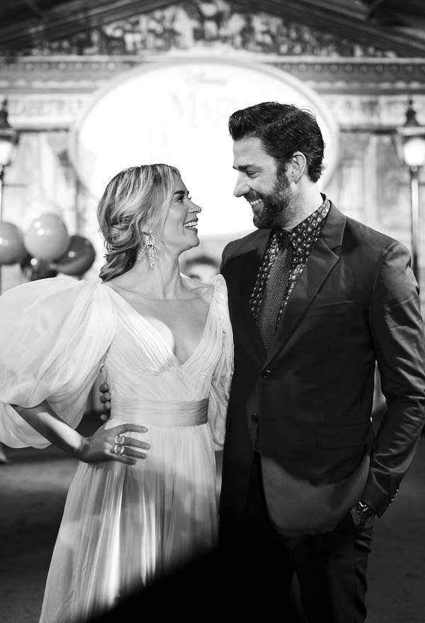 Emily Blunt i John Krasinski: historia miłości