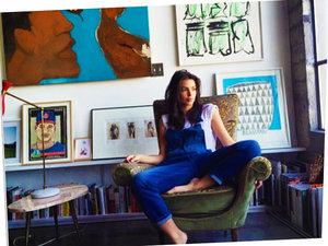 Emily Ratajkowski Mieszkanie