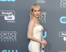Emma Roberts, Critics Choice Awards 2018