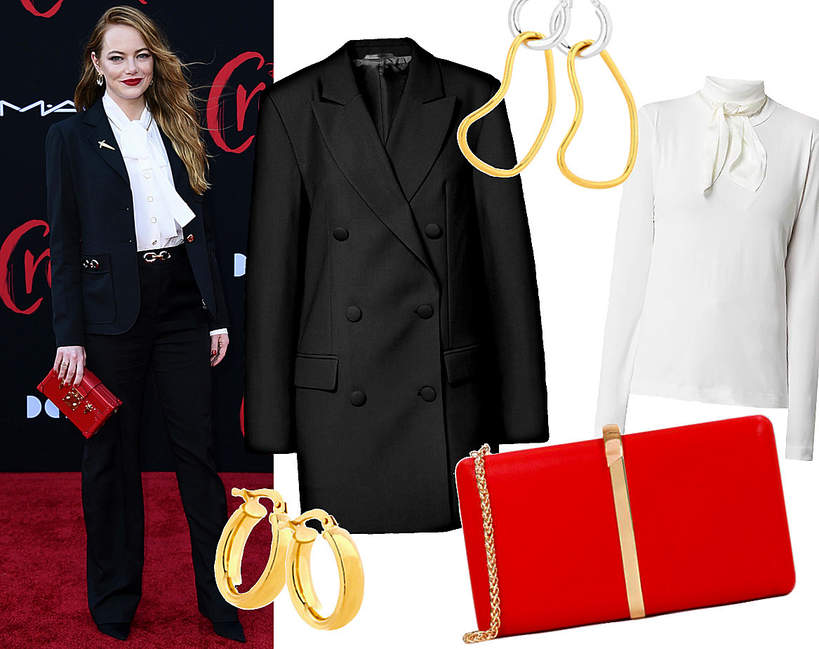 Emma Stone Get the look