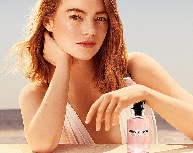 Emma Stone w kampanii Louis Vuitton
