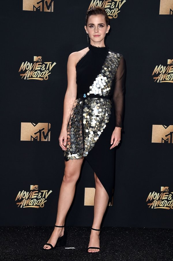 Emma Watson w sukni Kitx