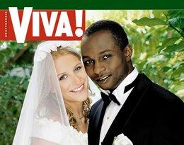 """Emmanuel i Beata Olisadebe, """"Viva!"""" nr 14/2001"""