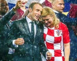 Zachowanie prezydentów Chorwacji i Francji budziło większe emocje niż sam mecz!