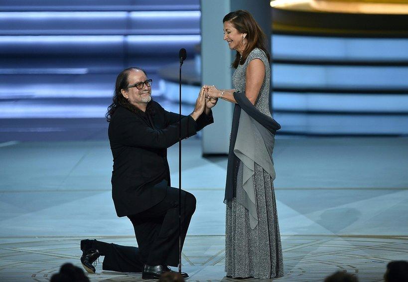 Emmy 2018, Glenn Weiss oświadczyny