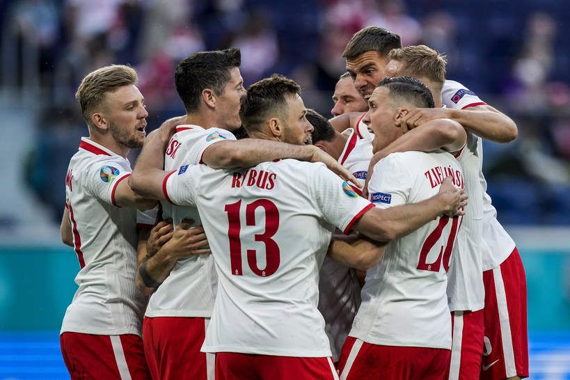 EURO 2020: mecz Polska-Słowacja