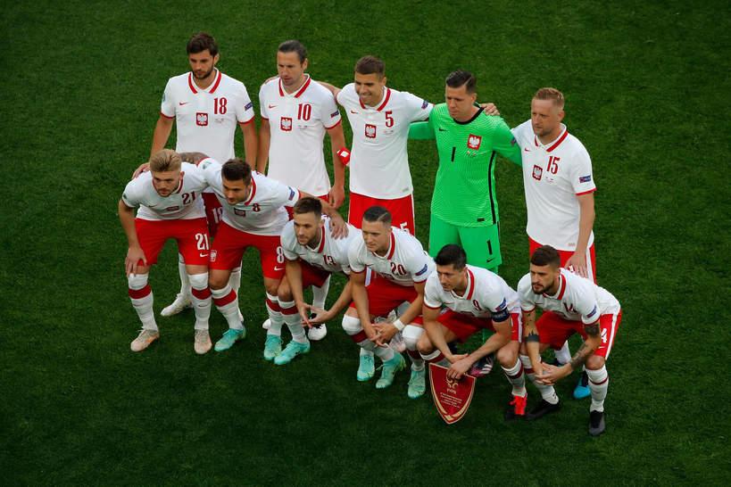 EURO 2020: skład drużyn mecz Polska-Słowacja