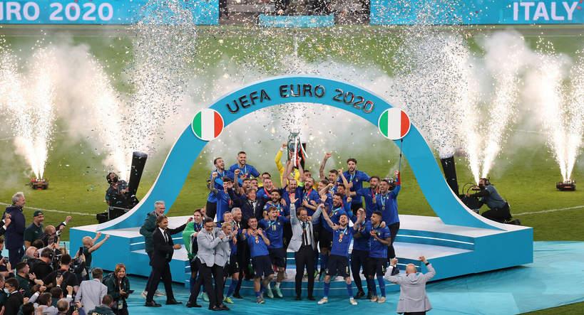 EURO 2020: Włochy zwycięzcą Mistrzostw Europy