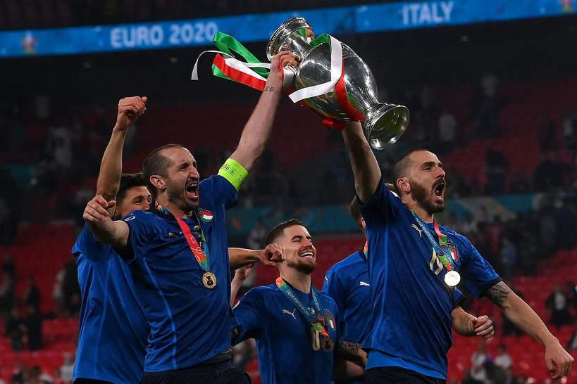 EURO 2020: zarobki reprezentacji Włoch