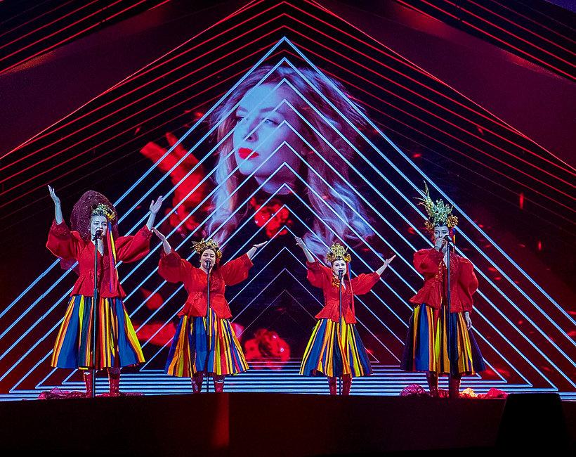 Eurowizja 2019, Tulia,  próba