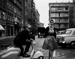 Eustachy Kossakowski i Joanna Matylda Fiszer, 1960