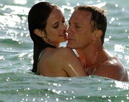 Eva Green i Daniel Craig w jednej ze scen Casino Royale