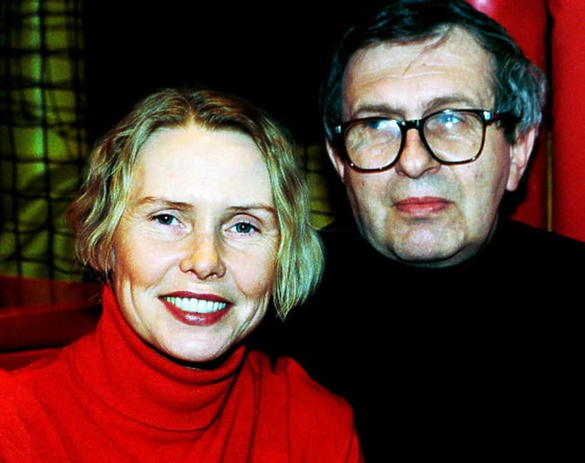 Ewa Błaszczyk, Jacek Janczarski, 1998
