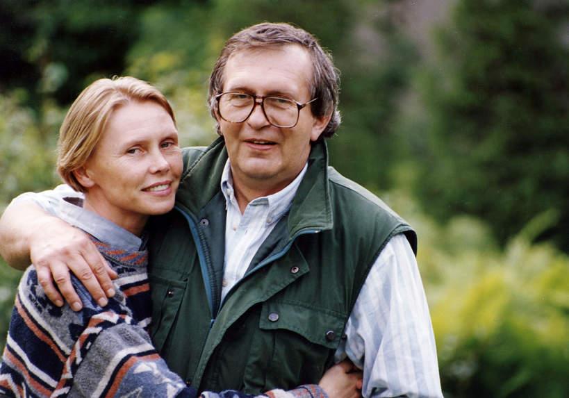 Ewa Błaszczyk, Jacek Janczarski