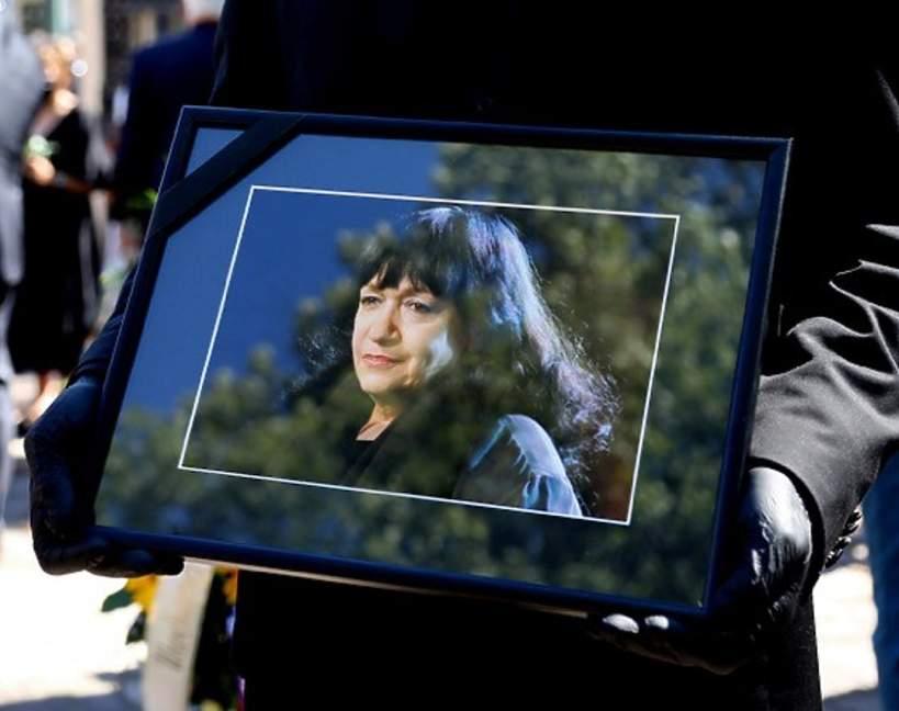 Ewa Demarczyk pogrzeb