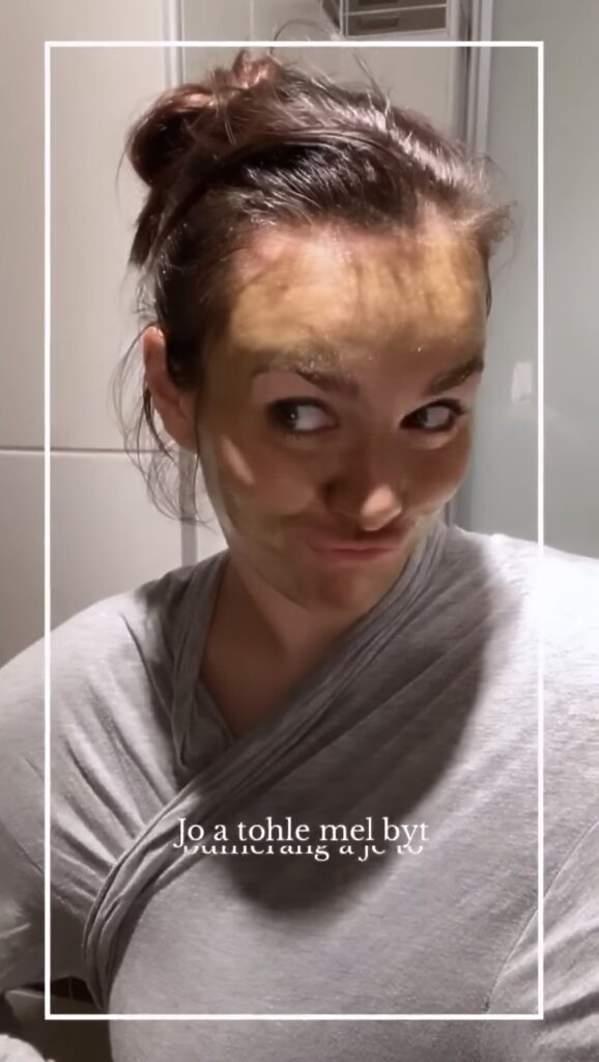 Ewa Farna bez makijazu