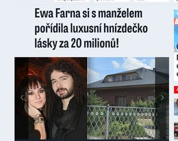 Ewa Farna, Dom