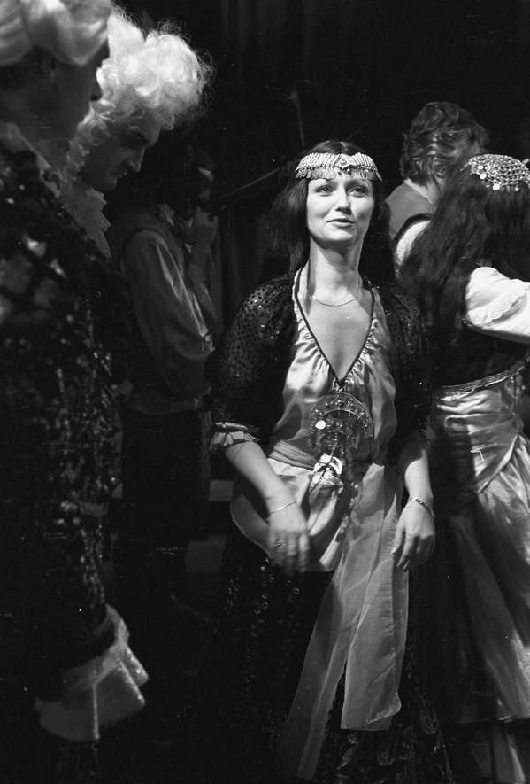 Ewa Florczak, 1980 rok,eatr Telewizji, realizacja sztuki pt. Drakula,