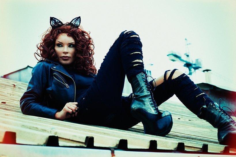 Ewa Minge, Viva! lipiec 2012