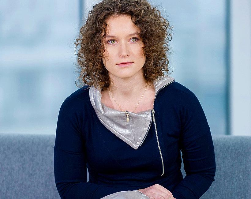 Ewa Żmijewska, córka Artura Żmijewskiego