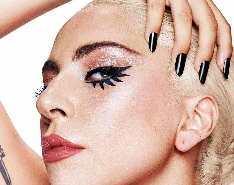 Eyeliner Lady Gaga naklejki Haus Laboratories