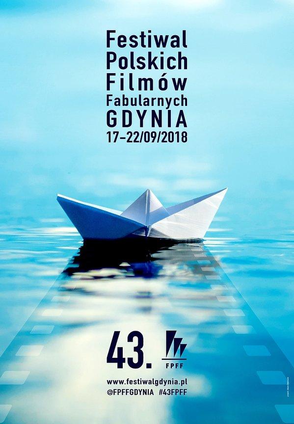 Festiwal Filmów Fabularnych w Gdyni, plakat
