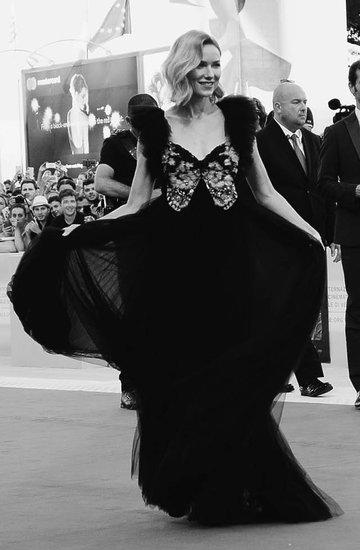 Festiwal Filmowy w Wenecji 2018, Naomi Watts