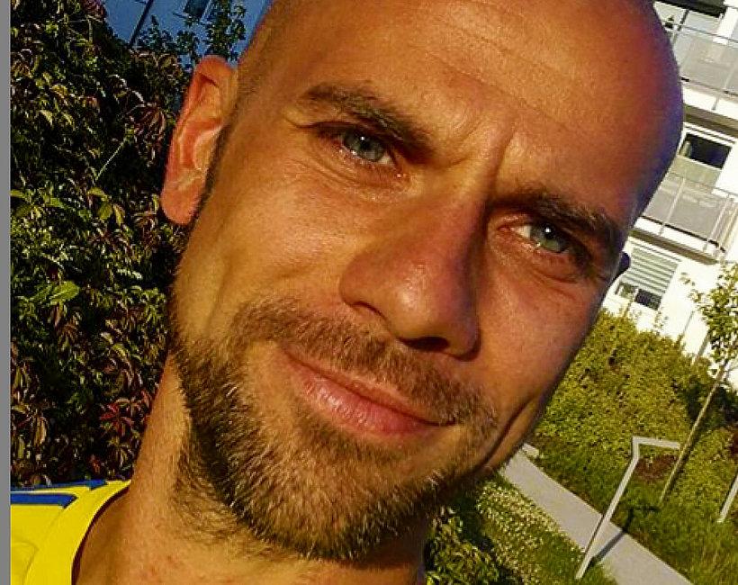 Filip Burkhardt, jego córka walczy o życie