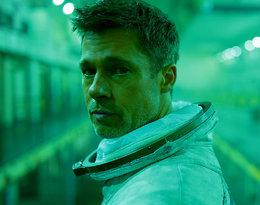 Brad Pitt wyrusza w kosmos na poszukiwanie ojca. W kinach Ad Astra
