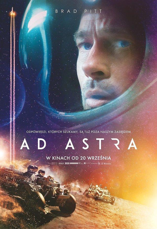 Film Ad Astra, Brad Pitt