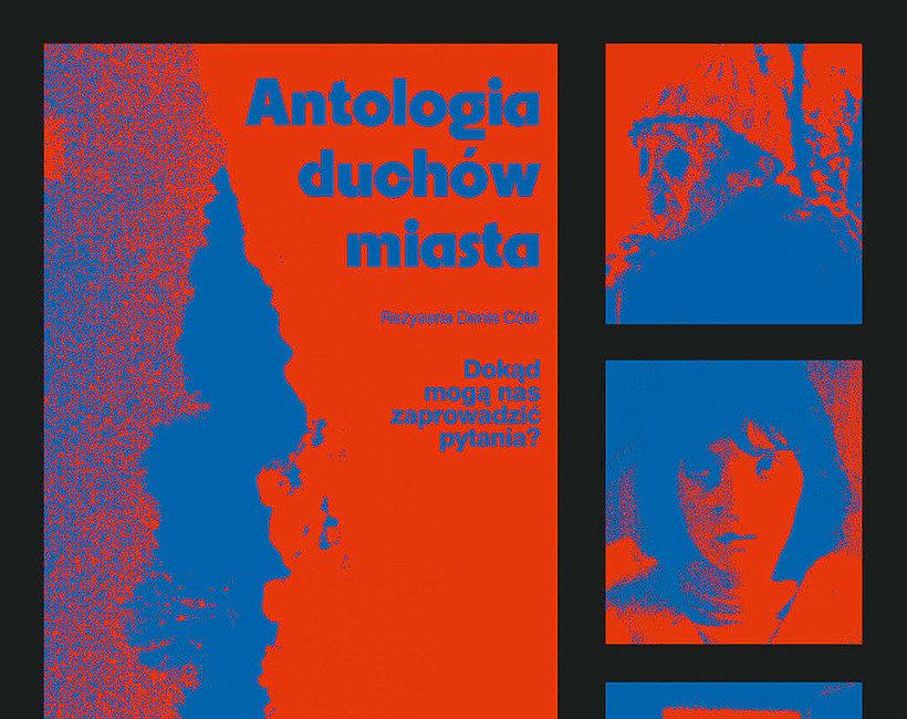 Film Antologia duchów miasta plakat