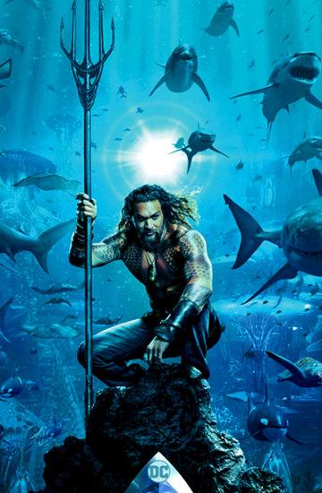 Film Aquaman, Jason Mamoa