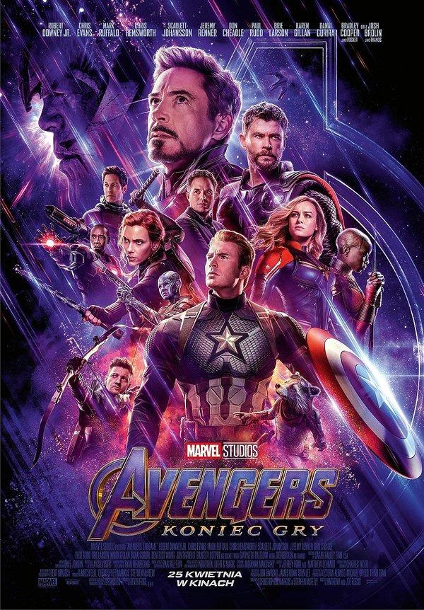 Film Avengers: Koniec gry