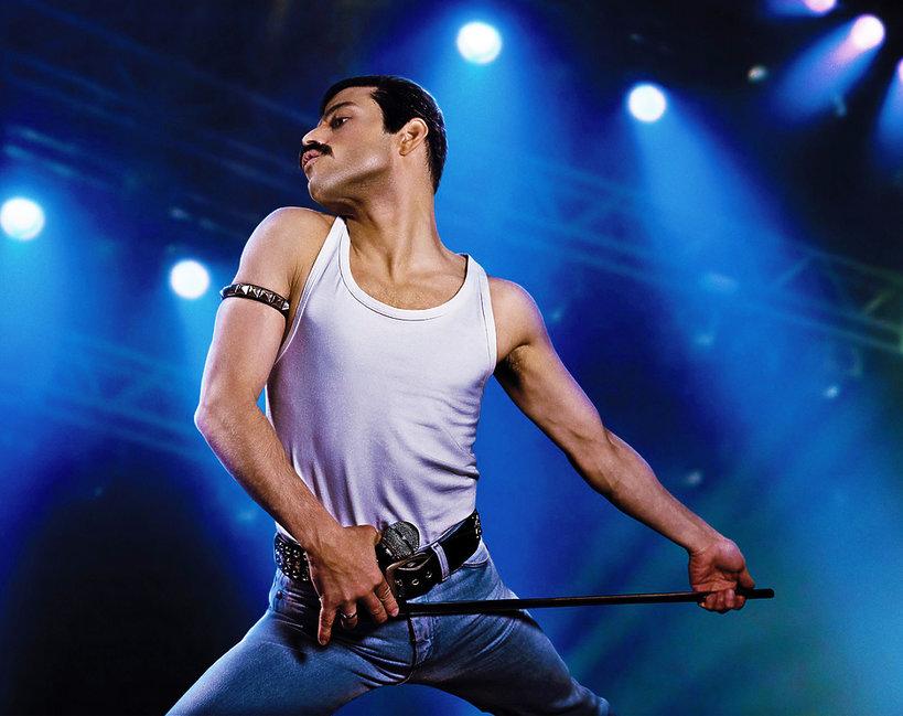 Film Bohemian Rhapsody, Queen, Freddie Mercury