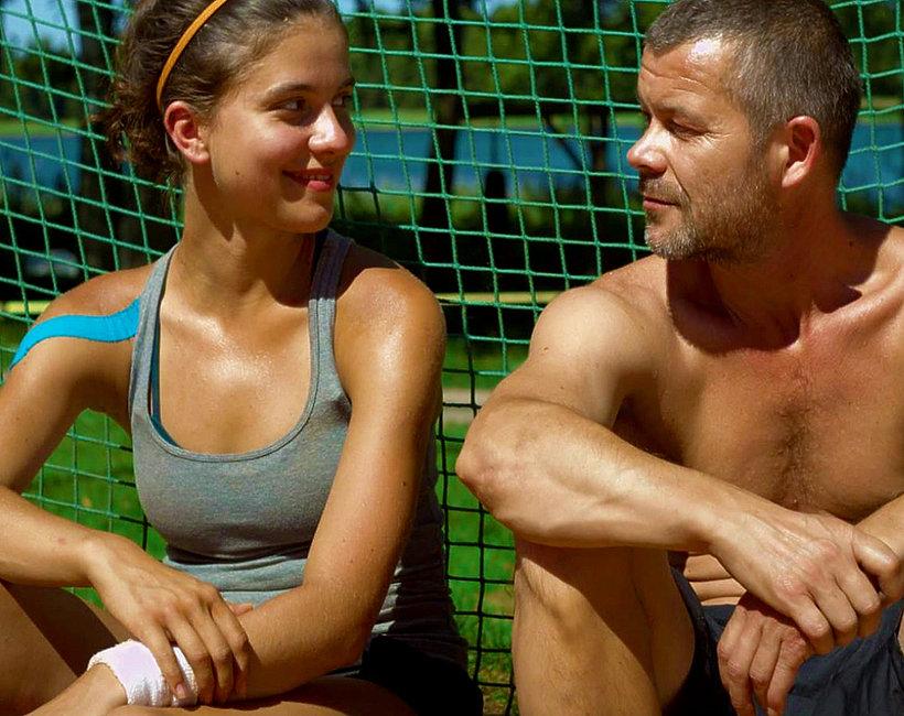Film Córka trenera