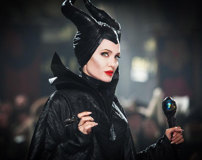 Film Czarownica, Angelina Jolie
