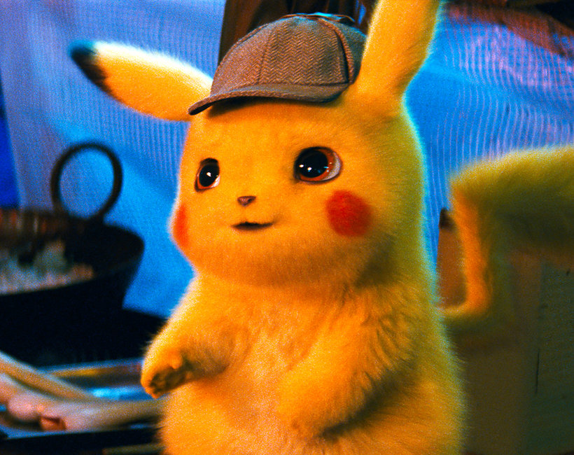 Film Detektyw Pikachu