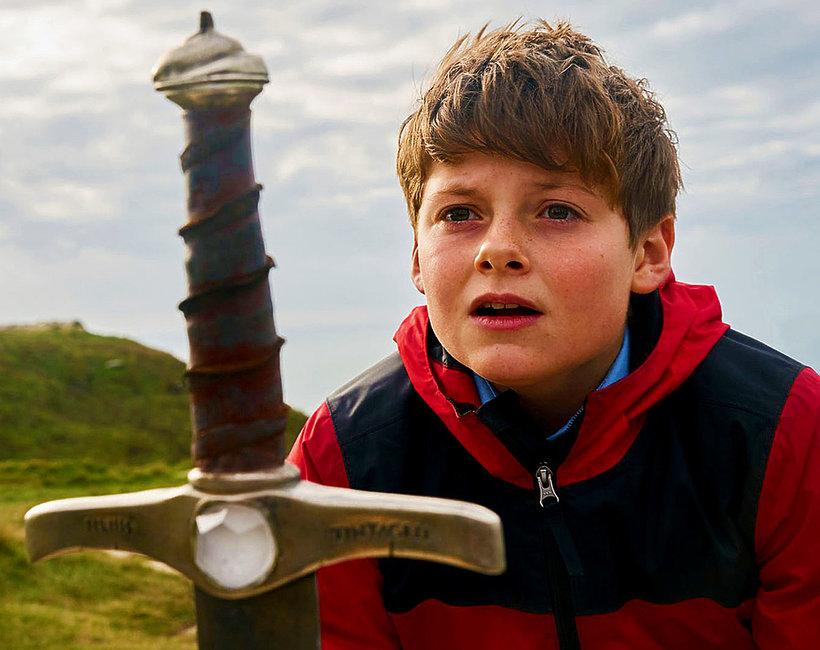 Film Dzieciak, który został królem
