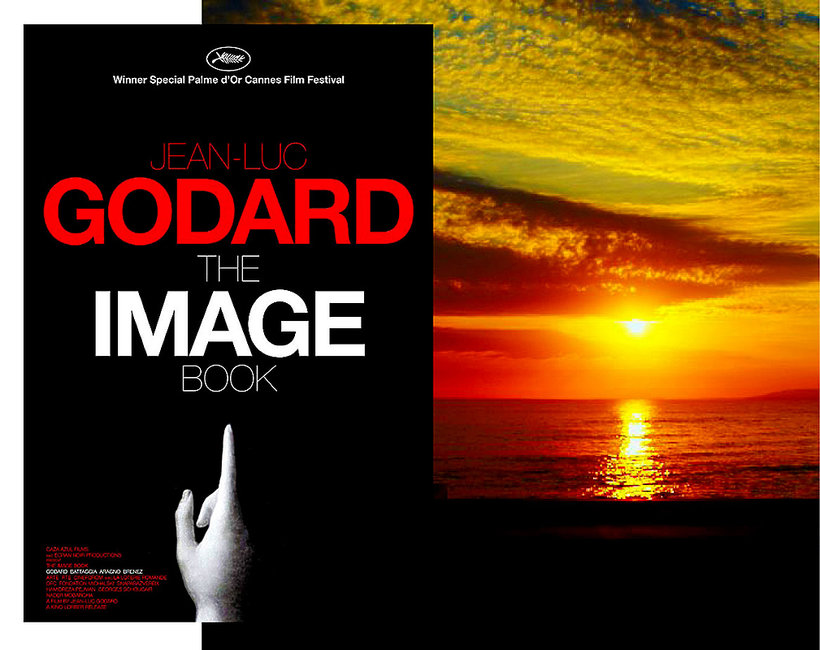 Film Jean-Luc Godard. Imaginacje